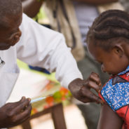 UN's 'Shot@Life' Campaign Provides Vaccines to Children in Need