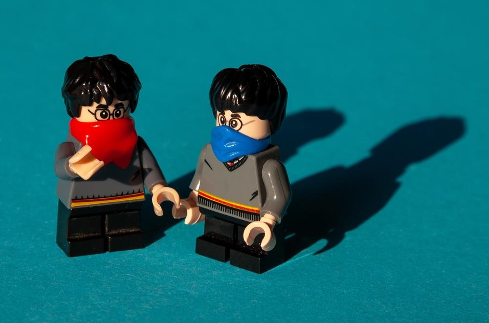 Lego Coronavirus philanthropy