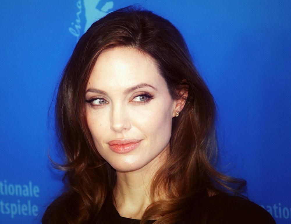 Angelina Jolie headshot