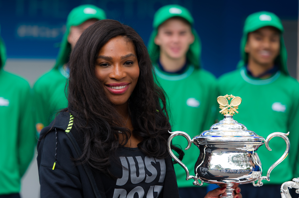 serena williams donated 4.5 million masks to underserved kids